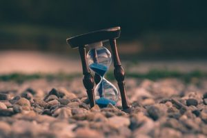 hour glass, time passing, breast cancer risk remains